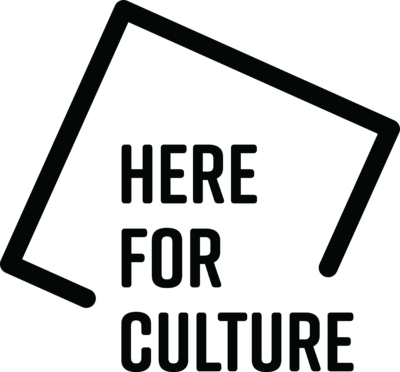 HereForCulture Black 400x372