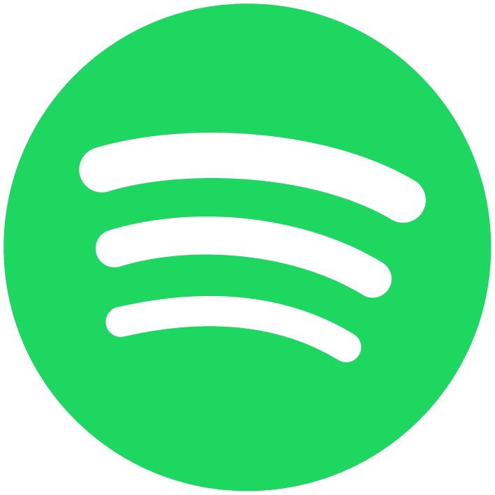 Spotify Icon RGB Green