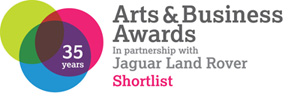 Arts and Business AwardsLogo