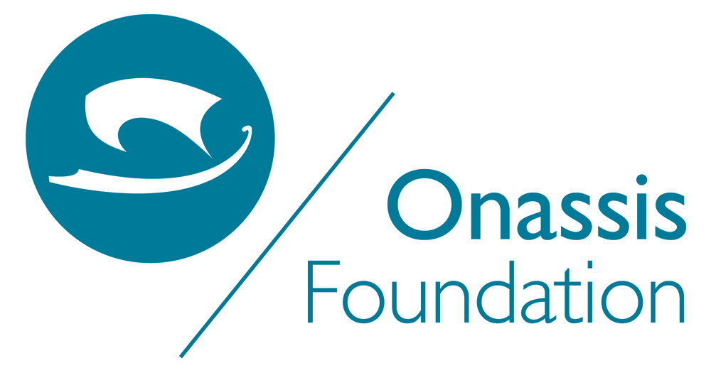 onassis foundation logo en