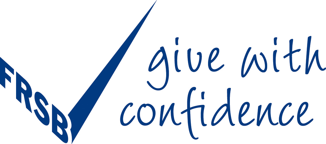 Give with Confidence logo
