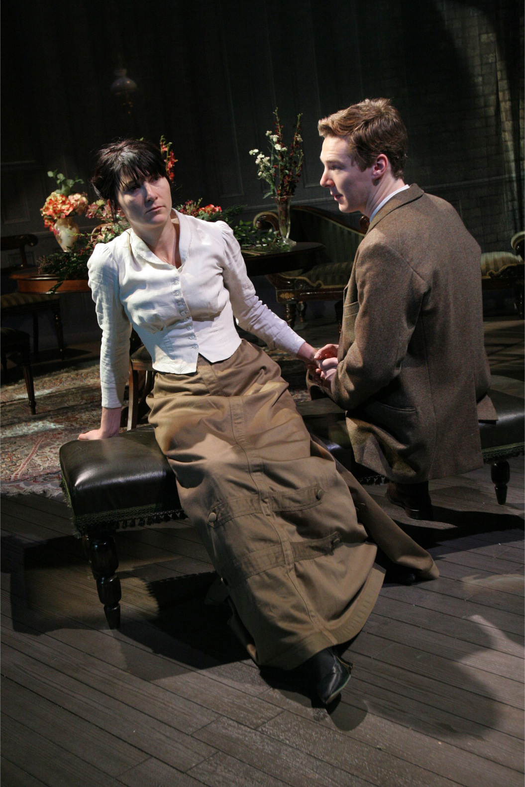 A comparison of ibsens characters hedda gabler and ghosts
