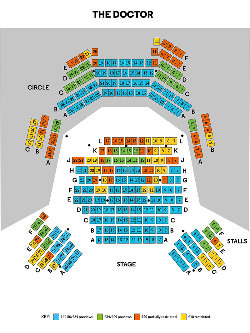 Seating Plan The Doctor low